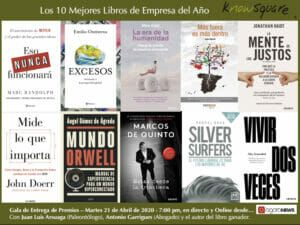 Los 10 mejores libros de empresa para Know Square.