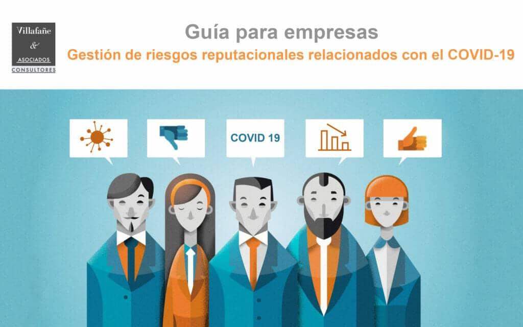 Guia para empresas reputación de Villafañé & Asociados