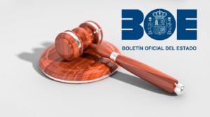 Nuevas medidas fiscales publicadas en el BOE