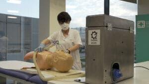 SEAT produce respiradores para el sistema sanitario