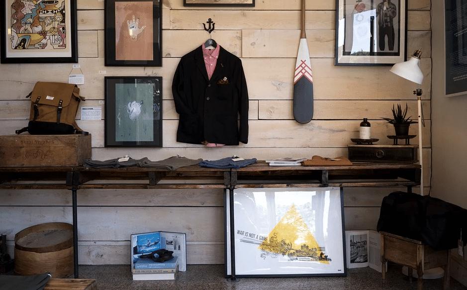 tienda comercio textil