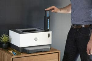 toner recargable de HP
