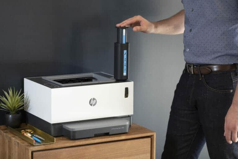 toner recargable de HP
