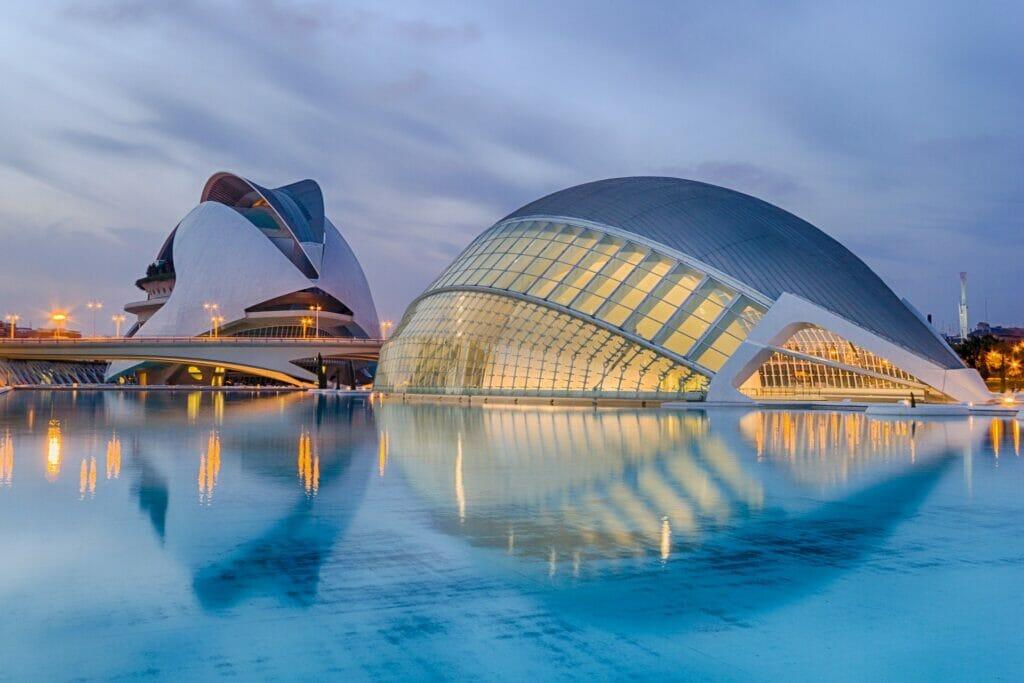 Valencia, región turística