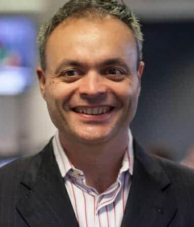 Enrique Díaz-Álvarez - Director de Estrategia de Ebury.