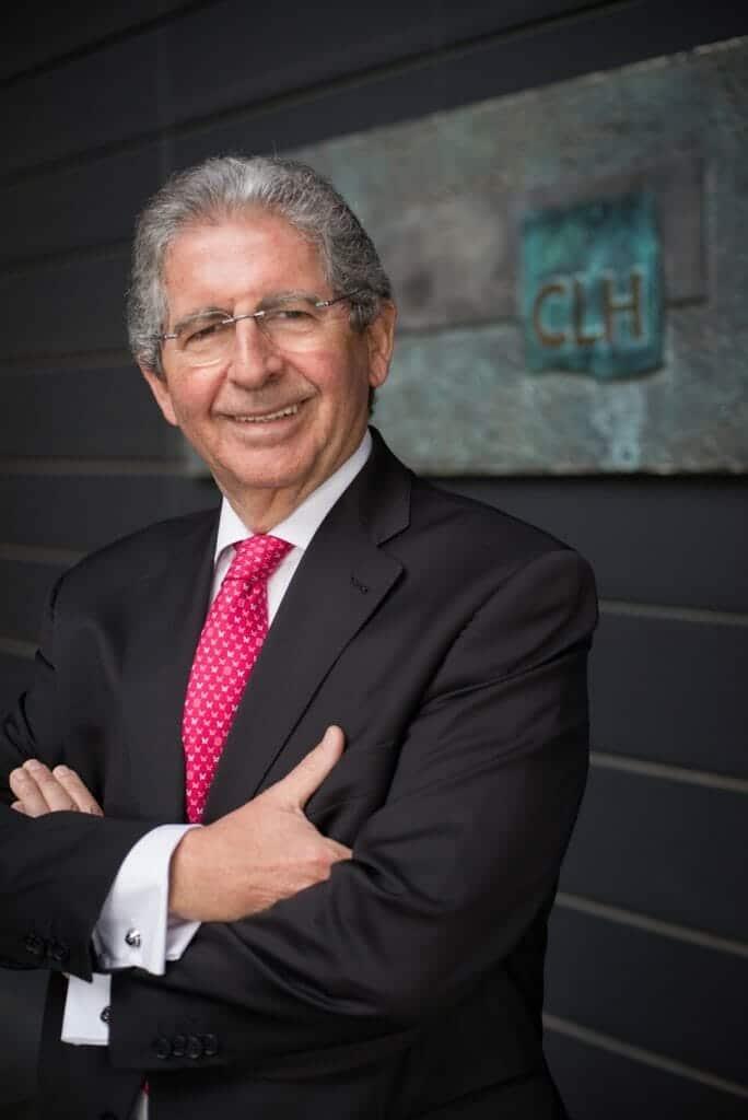 Presidente de CLH López de Silanes
