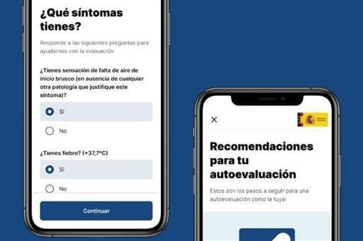 app-covid19-gobierno de España