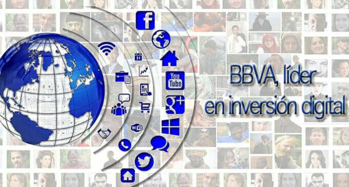 BBVA es la empresa que lidera el ranking de posicionamiento digital