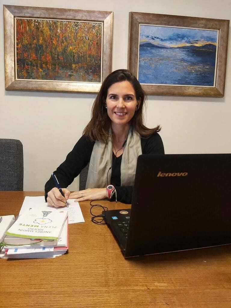 carmen barceló, psicóloga del Hospital Quirónsalud Málaga