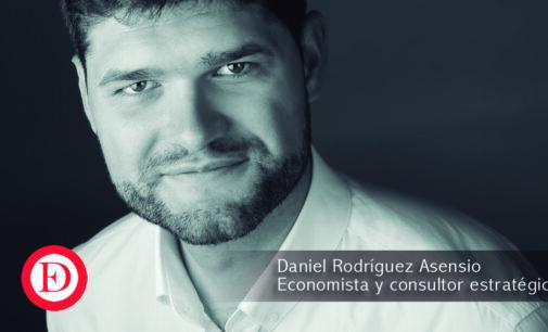 """Daniel Rodríguez: """"la crisis de 2008  puede ser una  anécdota…"""""""