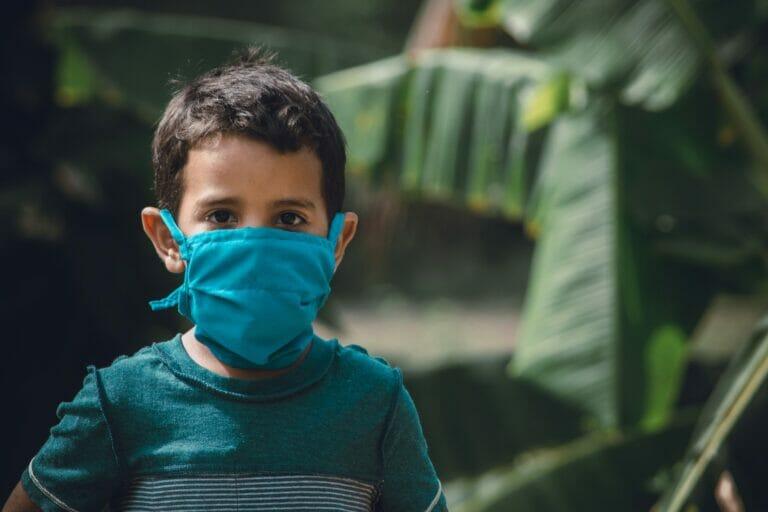 cornavirus en niños