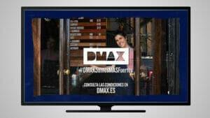 DMAX cede espacios publicitarios a Pymes