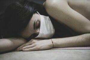 estrés y ansiedad causados por coronavirus
