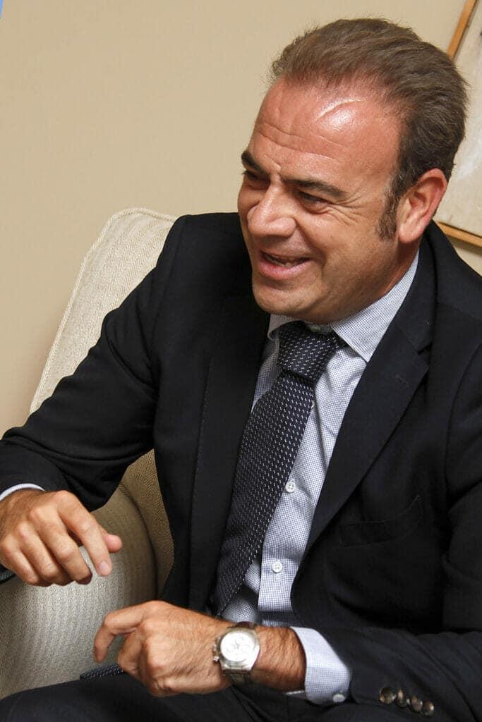 Gabriel Escarrer consejero delegado de Meliá