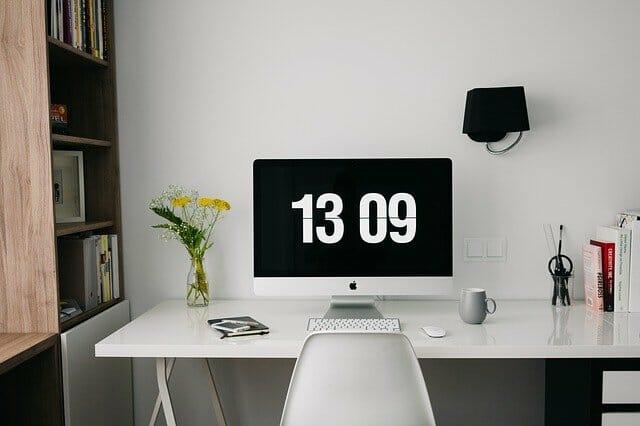 horarios indicados para teletrabajadores