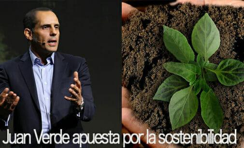"""Juan Verde (ex asesor de Obama): """"tras la pandemia, la sostenibilidad debe ser el nuevo orden mundial"""""""