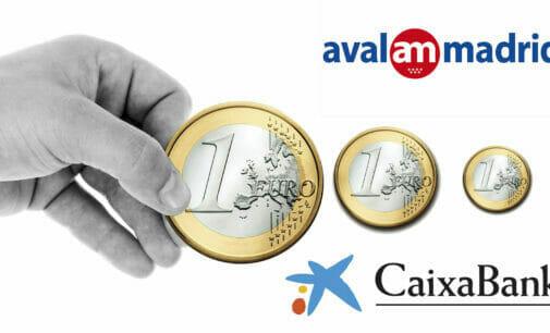 100 millones: la línea de Avalmadrid y CaixaBank para pymes y autónomos