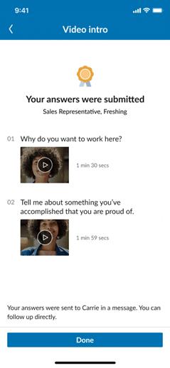 linkedin prueba las presentaciones en vídeo