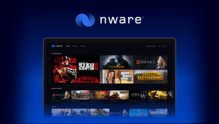 Nware plataforma gaming en la nube