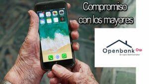 openbank se compromete con los mayores por el coronavirus
