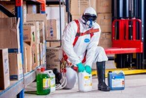 prevencion protección ante riesgos laborales