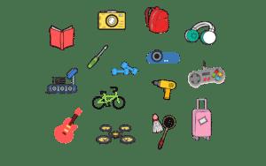 productos que se compran en ecommerce durante el confinamiento