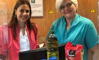 Quirónsalud Sevilla organiza recogidas para el Banco de Alimentos