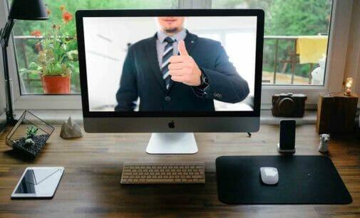 Consejos para triunfar en videoentrevistas de trabajo