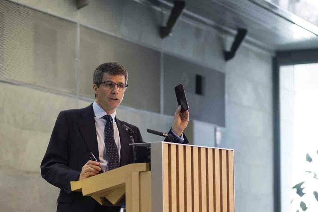 Adolfo Fernández-Valmayor, director de sistemas y Transformación de Quirónsalud.