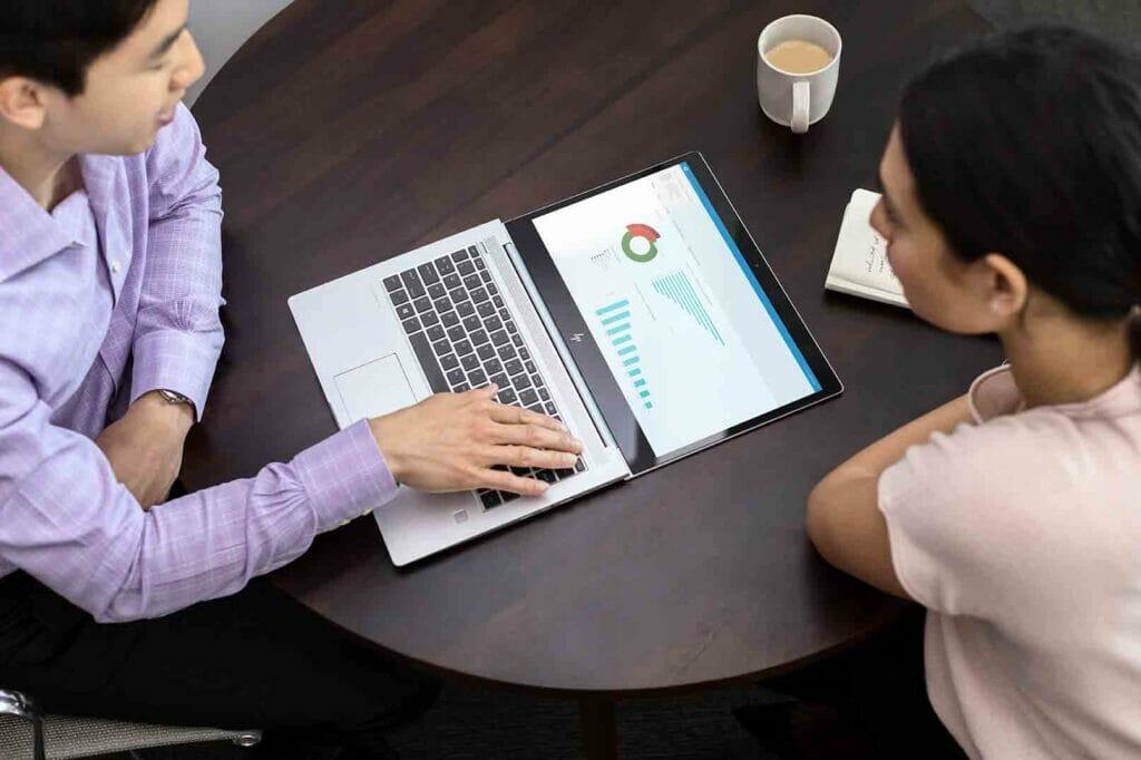 Nuevos servicios de HP para el teletrabajo.