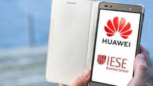 acuerdo-IESE-Huawei