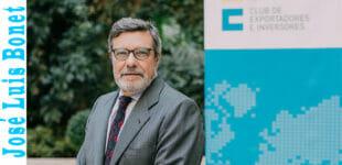 Antonio Bonet seguirá como presidente del Club de Exportadores e Inversores
