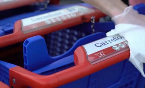 Carrefour, primera cadena de supermercados con certificación anti Covid