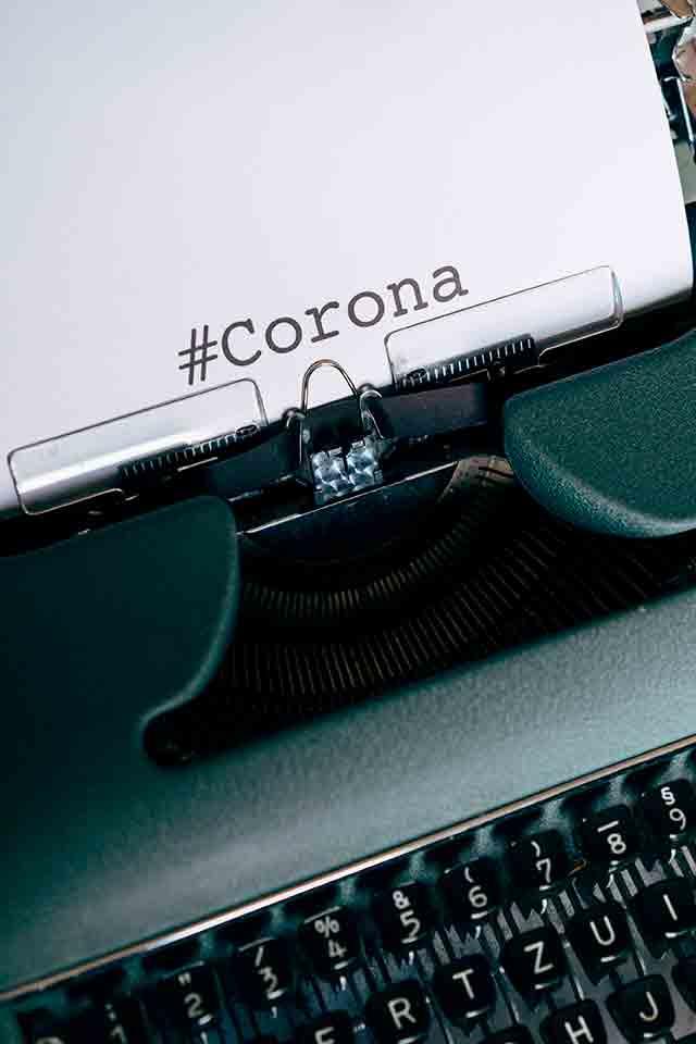 esto no tiene que parar: el el papel de las redes sociales en el Covid.