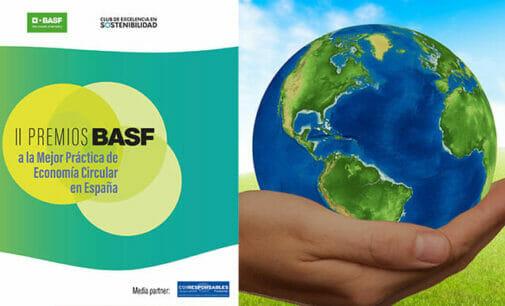 Convocatoria abierta de los II Premios BASF a la economía circular