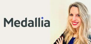 Paloma Breva, nueva directora de marketing de Medallia para el sur de Europa