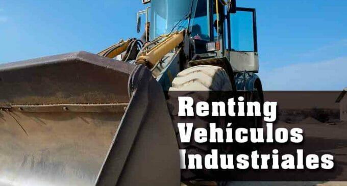¿Por qué las empresas prefieren el renting de vehículos industriales?