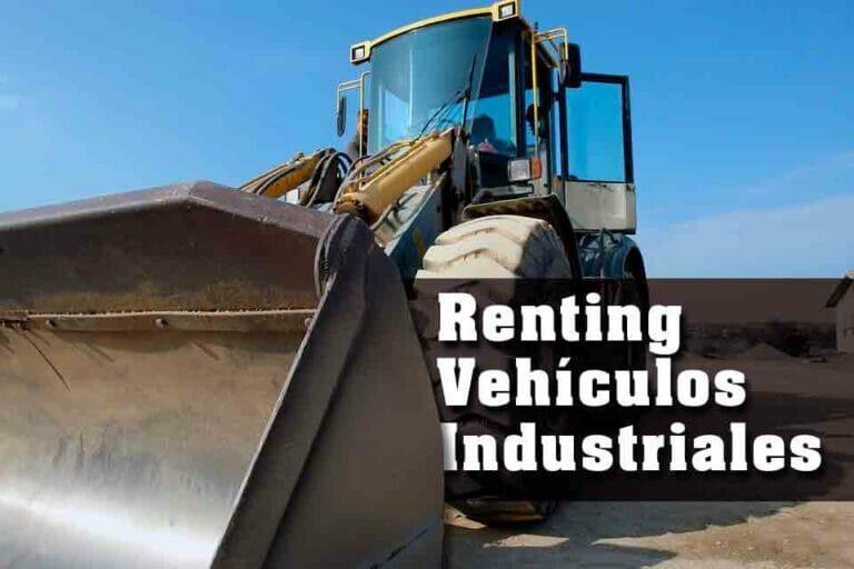 beneficios del renting de vehículos industriales