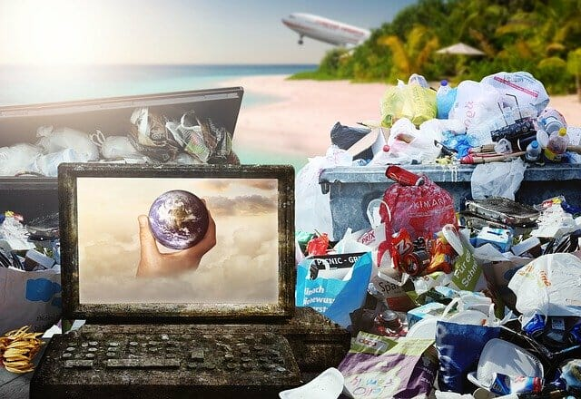 residuos del ecommerce