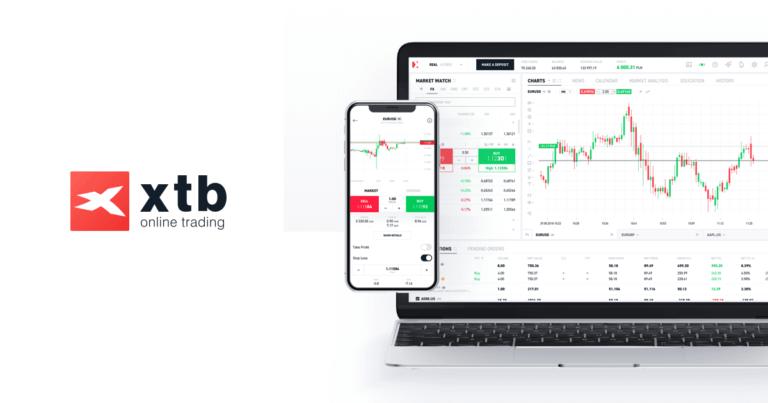 xtb lanza dos servicios de acciones y ETFs