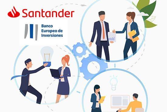acuerdo-BEI-Santander