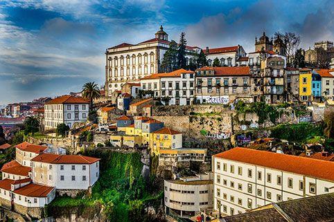 Oporto,-Portugal