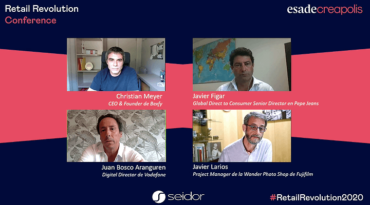 ponentes de retail revolution conference