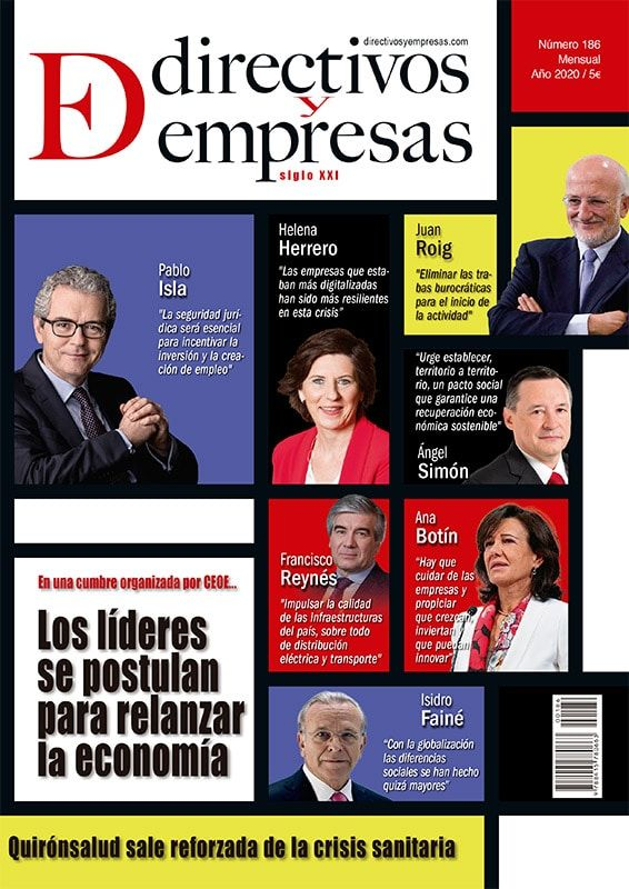revista directivos y empresas