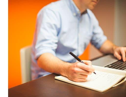 Es común encontrarse en espacios de coworking con profesionales muy variados