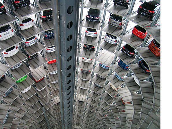 El método Just in Time también persigue incrementar el espacio total disponible reduciendo la cantidad de productos que no deberían estar en el almacén.