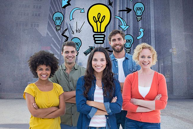 emprendedores
