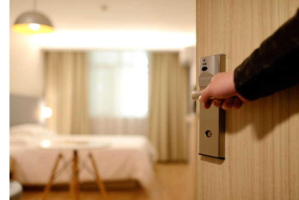 el sector hotelero frente al Covid.