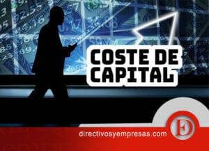 como calcular el Coste-Capital