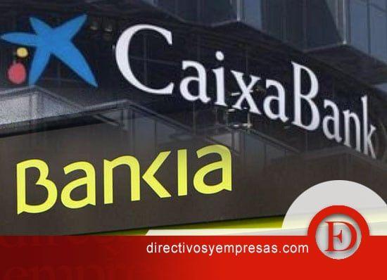 Fusión-Caixabank y Bankia.